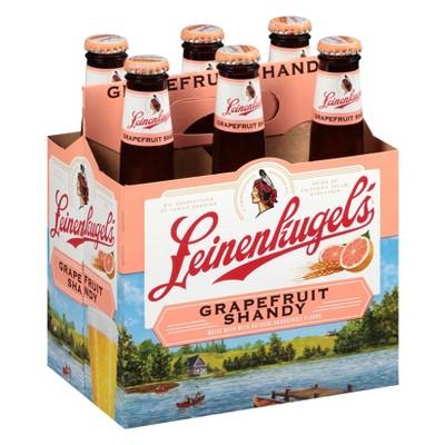 Leinenkugel's® Grapefruit Shandy - 6pk / 12oz Bottles