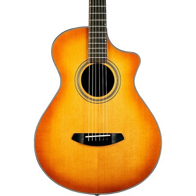 Breedlove Organic Collection Signature Concertina Cutaway CE Acoustic-Electric Guitar Copper Burst