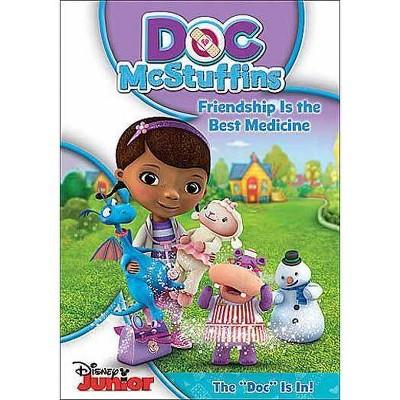 Doc McStuffins: Friendship is the Best Medicine (DVD)(2016)