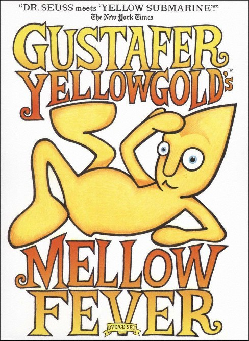 Gustafer Yellowgold's Mellow Fever (DVD) - image 1 of 1