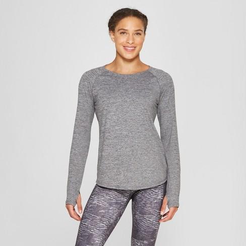 Women's Long Sleeve Soft T-Shirt - C9 Champion® - image 1 of 2