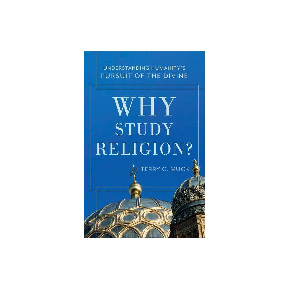 Why Study Religion Paperback