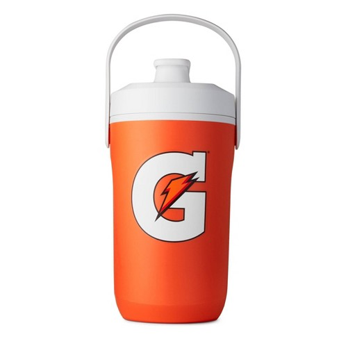 Gatorade 64oz Cooler Water Bottle - Orange - image 1 of 4