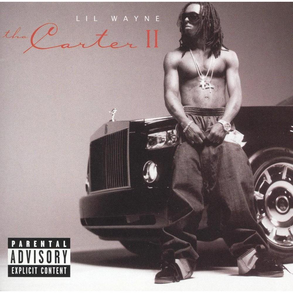 Lil Wayne Tha Carter Ii Explicit Lyrics Cd