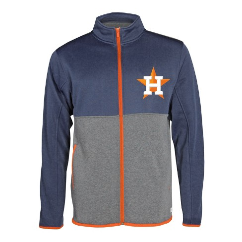 MLB Houston Astros Men's Bases Loaded Track Jacket - image 1 of 1