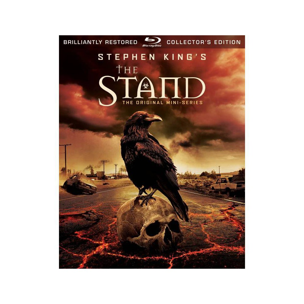 Stephen King's The Stand (Blu-ray) was $29.99 now $12.99 (57.0% off)