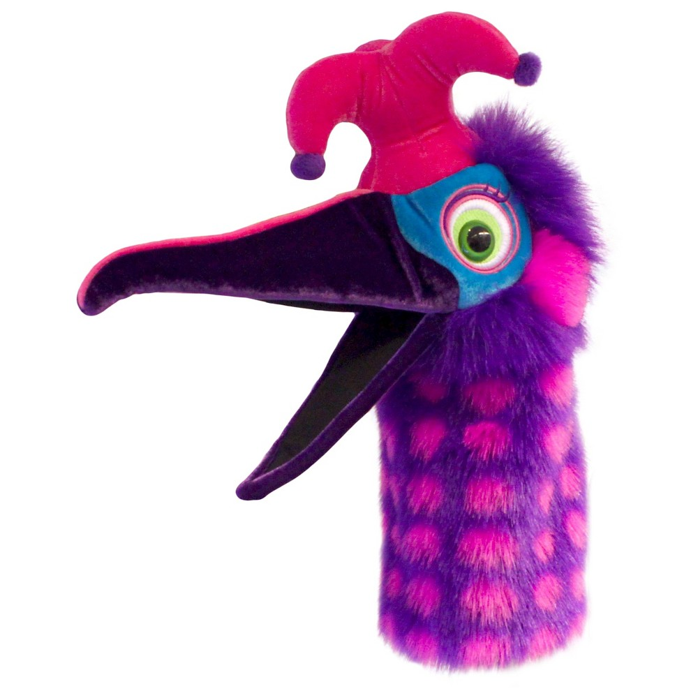 The Puppet Company Snappers Plush Puppet - Dazzle