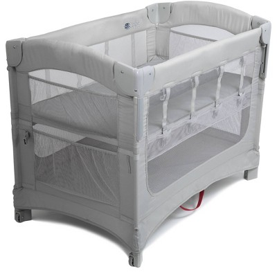 Arm's Reach Ideal Ezee Co-Sleeper 3-in-1 Solid - Gray
