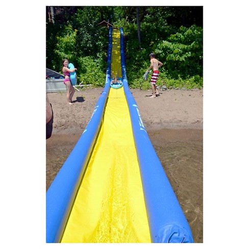 Rave Sports Turbo Chute Lake Water Slide Package - image 1 of 5