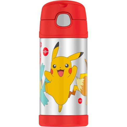 Thermos Pokemon 12oz FUNtainer Water Bottle - image 1 of 4