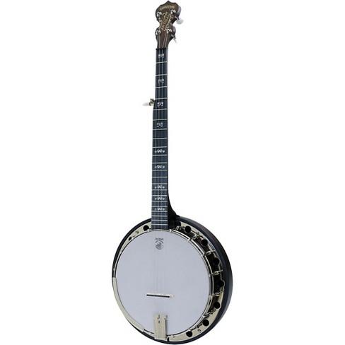 Deering Artisan Goodtime II 5-String Resonator Banjo - image 1 of 4