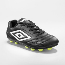Umbro Kids' Finale Cleats – Black