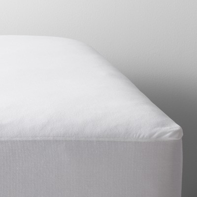 Waterproof Fitted Mattress Protector (Queen)White - Made By Design™