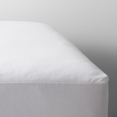 Waterproof Fitted Mattress Protector - Made By Design™ - image 1 of 3
