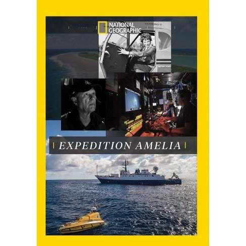 Expedition Amelia (DVD) - image 1 of 1