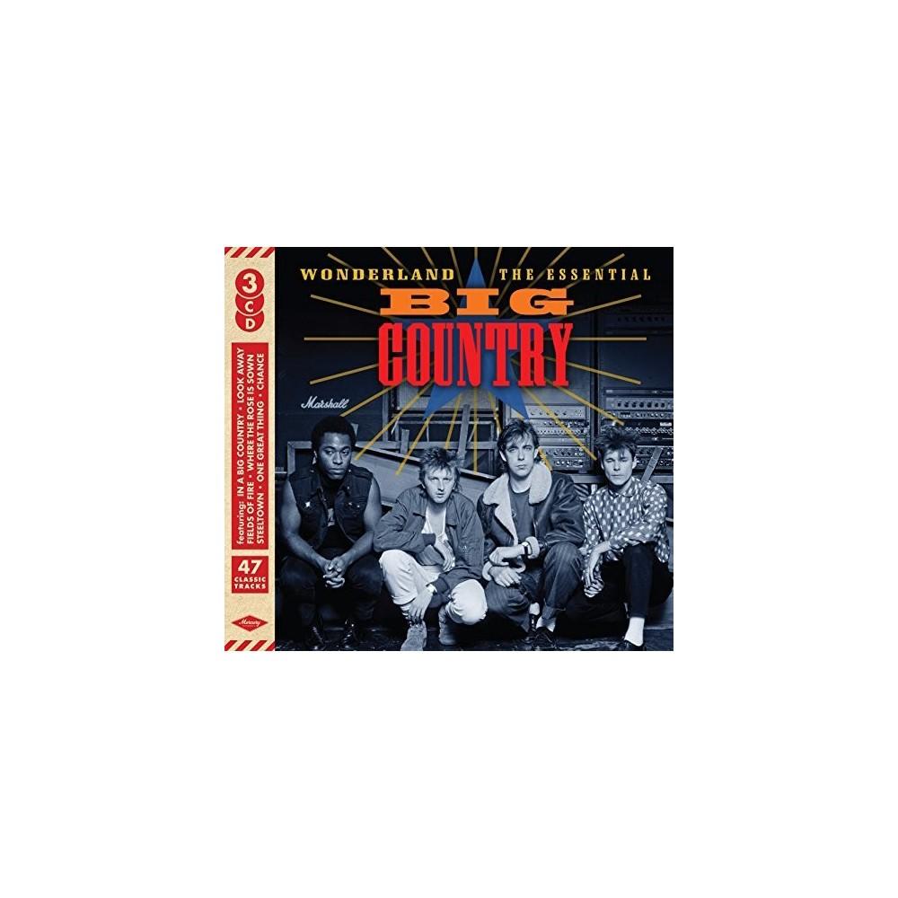 Big Country - Wonderland: Essential Big Country (CD)
