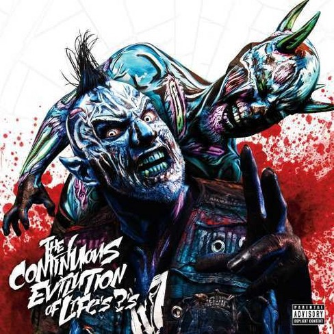 Twiztid - Continuous Evilution Of Life's Questi (CD) - image 1 of 1