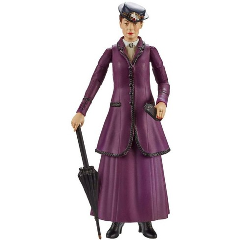"""Seven20 Doctor Who Missy Bright Purple Dress 5.5"""" Action Figure - image 1 of 1"""