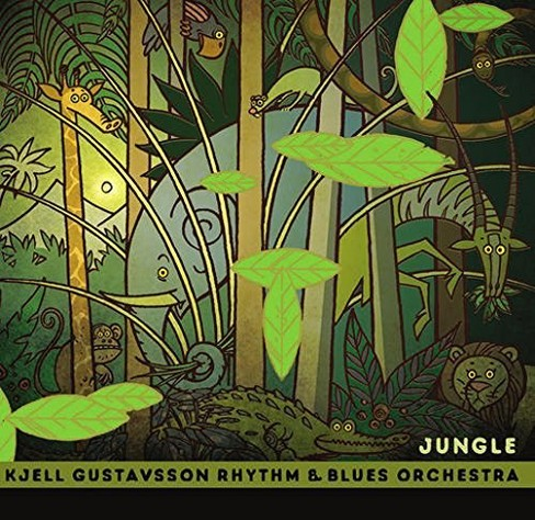 Kjell Rh Gustavsson - Jungle (CD) - image 1 of 1