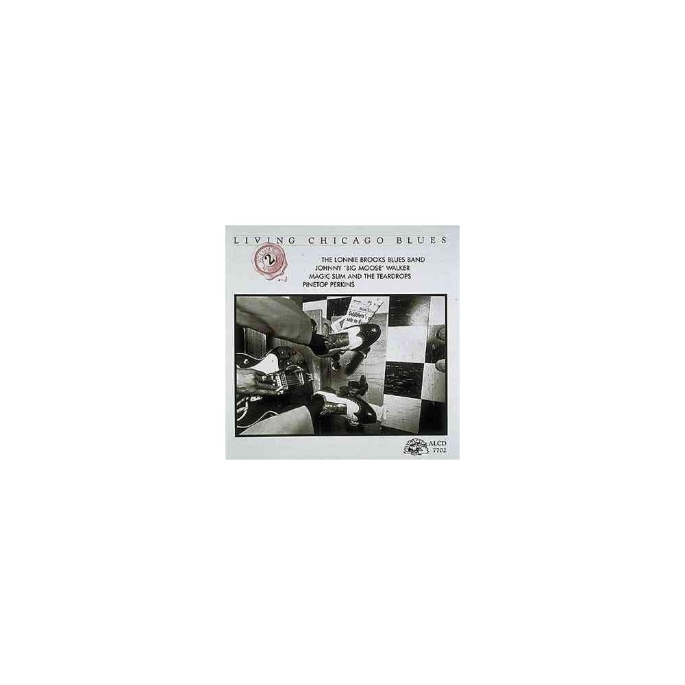 Various - Living Chicago Blues 2 (CD)