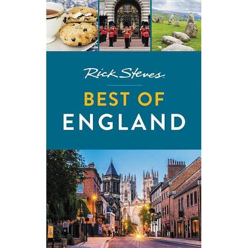 Rick Steves Best of England - 2 Edition (Paperback) - image 1 of 1