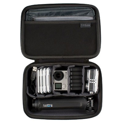 GoPro Casey Case for Camera + Mounts + Accessories