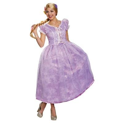 Adult Rapunzel Deluxe Halloween Costume
