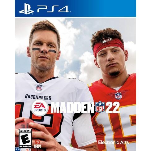 Madden NFL 22 - PlayStation 4 - image 1 of 4