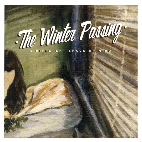 Winter passing - Different space of mind (CD) - image 1 of 1