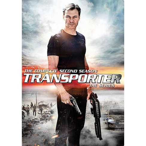 Transporter The Series: The Complete Second Season (DVD) - image 1 of 1