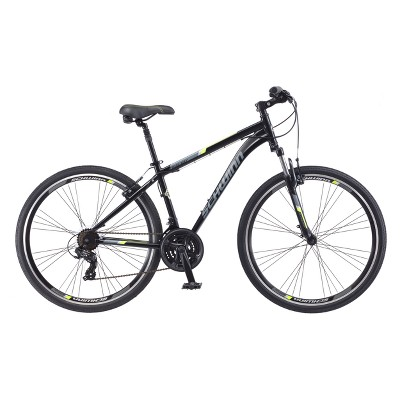 "Schwinn Men's Trailway 700c/28"" Hybrid Bike - Black"