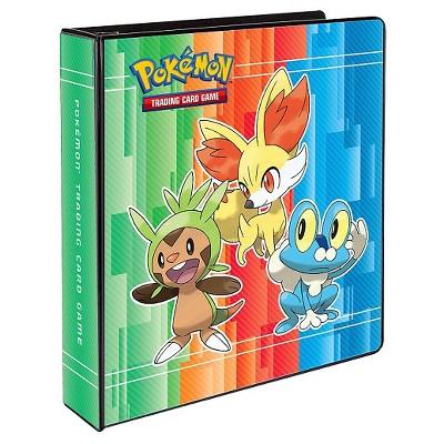 "Ultra Pro Pokémon X & Y 2"" 3-Ring Binder Card Game"
