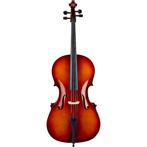 Knilling 153S Sebastian Deluxe Laminate Series Cello Outfit - image 1 of 3