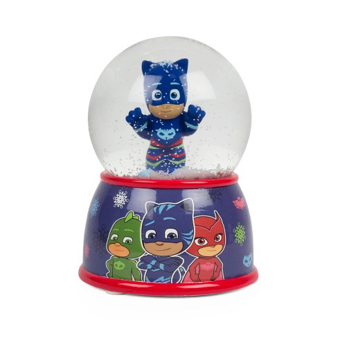PJ Masks Catboy Blue Snow Globe Bank - image 1 of 1