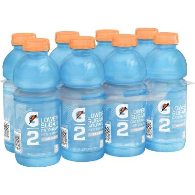 Gatorade G2 Cool Blue Sports Drink - 8pk/20 fl oz Bottles