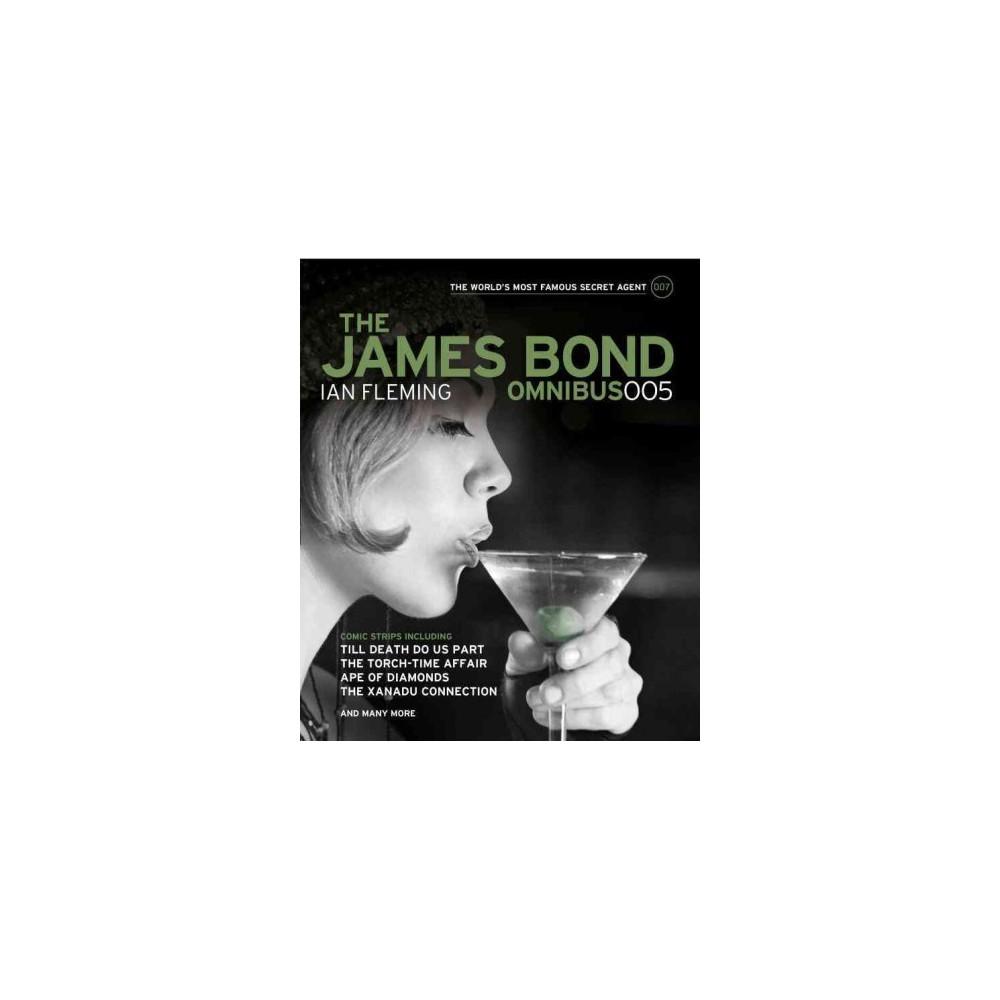 The James Bond Omnibus 005 (Paperback)