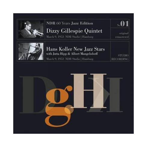 Dizzy Gillespie - NDR 60 Years Jazz Edition No. 01 (CD) - image 1 of 1