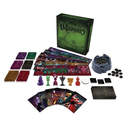 wonder forge disney villainous board game target