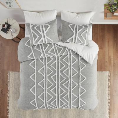 Hayes Chenille Cotton Comforter Set