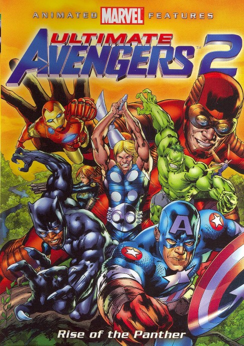 Ultimate Avengers 2 (dvd_video) - image 1 of 1