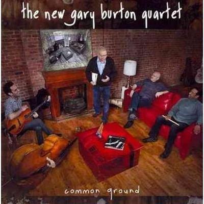 Burton, Gary (Vibes) - Common Ground (CD)