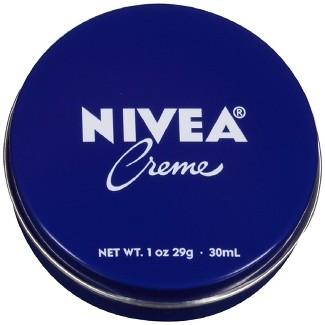 NIVEA Crème Body, Face & Hand Moisturizing Cream - 1oz
