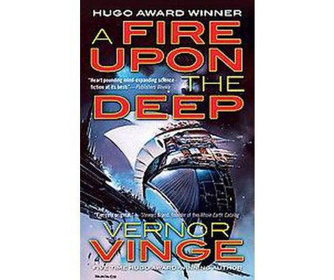 Fire Upon The Deep (Reprint) (Paperback) (Vernor Vinge) - image 1 of 1