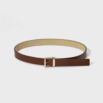 Perfect Fit Women's Stretch Belt - Brown