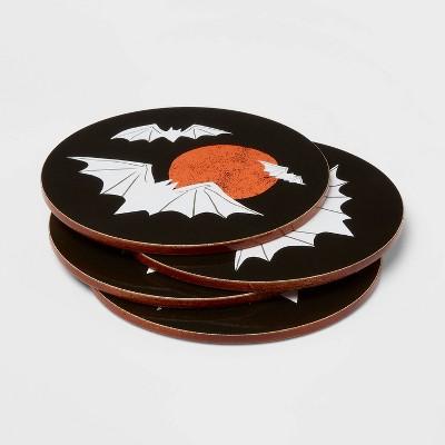 4pk Cork Bats Coasters - Threshold™
