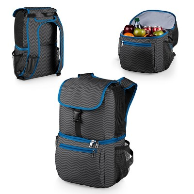 Picnic Time Zuma Backpack Cooler - Gray