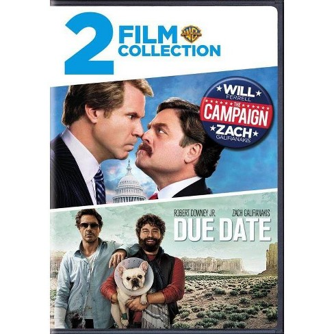 The Campaign / Due Date (DVD) - image 1 of 1