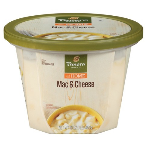 Panera Bread Soups Mac & Cheese - 16oz - image 1 of 3