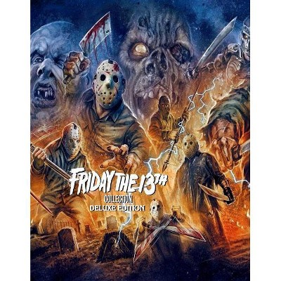 Friday the 13th: The Complete Collection (Blu-ray)(2020)