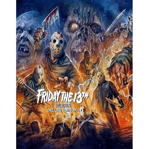 Friday the 13th: The Complete Collection (Blu-ray)(2020) - image 1 of 1